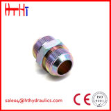 2c Metric Male 24 Degree Cone/Metric Female 24 Degree Cone Hydraulic Pipe Adapters