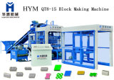 2013 Newly Technology Manufacturing Machine, Qt8-15 Block Making Machine and Concrete Block Making Machine