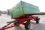 Europe Style Big Farm Truck Trailer