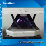 270 Degree 3D Pyramid Hologram Display Box, Combines Holographic 3D Content with Physical Products