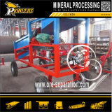 Mining Vibrating Machine Rotary Drum Screener Plant Ore Trommel Screen