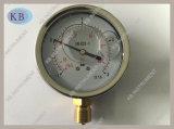 Best Quality Pressure Gauge Glycerine Oil Filled