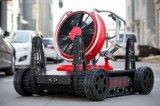 High Barrier-Across Ability Fire Smoke Extractor Robot