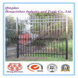 Security Steel Fence/Garden Fencing with Powder Coated