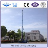 Xpg-65 Long Mast Jet Grouting Drilling Rig with Hydraulic Chuck