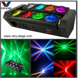 8 10 LED Spider Beam Effect Moving Head Lighting