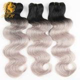 8A Omber Hair Extensions Brazilian Body Wave Brazilian Virgin Hair Ombre Brazilian Hair Remy Human Hair Weave