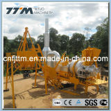 80tph Hot Mix Mobile Asphalt Plant for Road Construction