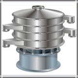 Round Vibrating Screener Sieve Machine