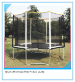 Upper Bounce Trampoline Enclosure Safety Net Fits for 8-Feet Round Frames Using2