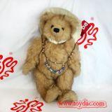 Faux Fur Teddy Bear Toy