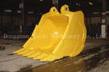 Hyundai Excavator Rock Bucket/Heavy Duty Bucket/Mining Bucket