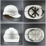Air-Ventilation Shell Safety Helmet with Chin Strap (SH501)