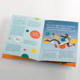 Custom Printed Brochure, Manual, Promotion Pamphlet China Printing Company
