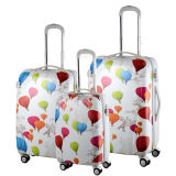 2014 Bubule Luggage 3PCS/1set Spinner Case Hardside Luggage Pcl004