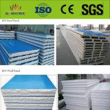 Metal Building Material PU PIR Polyurethane Sandwich Corrugated Sheet