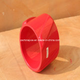 API Slip on Spiral Vane Solid Rigid Centralizer