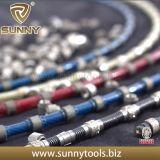 Rubber Diamond Wire Saw for Granite Quarry