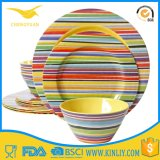 Cheap Melamine Plastic Bowl Plates Sets Dishware Dinnerware Tableware