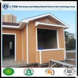8mm Wooden Grain Villa Board
