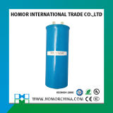 Cbb65 Air Conditioner Capacitor with Blue Cover