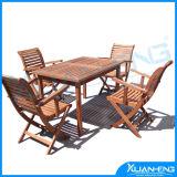 All-Weather Home Patio Beach Condo Arm Chair and Table
