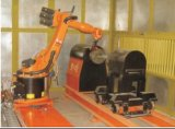 6 Axis Robot Arm Manipulator for Thermal Spraying Coating Plating Glazing Antomatic Processing