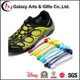 Factory Locking Shoe Laces Elastic No Tie Shoelace Running Fitness