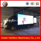 Mobile P8 Full Color LED Adversting Truck From China