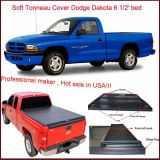 3 Year Warranty 100% Matched Locking Bed Cover for Dodge Dakota 6.5′ Bed 1997-2004