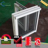 Vinyl Triple Pane Impact-Resistant Swing out Windows with Mosquito Net