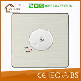 Aluminum Material Dimmer with Light Switch