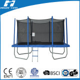 High-Quality Rectangle Trampoline Outdoor Sports Equipment