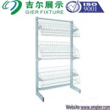 Wire Steel Stand Rack for Display (CYP-156)