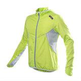 Long Sleeve Wind Coat Sportswear Cycling Jacket Jersey