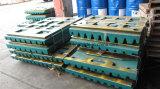 High Manganese Jaw Crusher Plates for Sandvik and Metso Jaw Crusher
