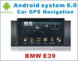 New Ui Android System 6.0 Car GPS Navigation for BMW E39 with Car DVD Player
