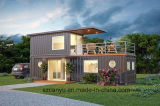 China Flat Pack Prefab Container House Supplier