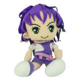 Plush Cartoon Figure Toys Stuffed Boxer Player Dolls Collection
