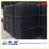 Good Quality HDPE Foam Filled Pontoon Black or Other Colour
