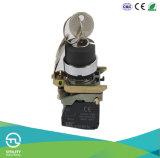 Waterproof Key Turn Push Button Switch La110-B4-Bg21