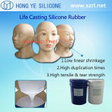Non-Toxic Skin Safe Silicone Rubber for Dolls Making