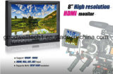 "8"" LCD Touch Monitor with VGA, HDMI, AV Input (819AHT)"