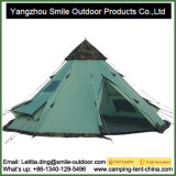 Teepee Luxury Big Canvas Bell Family Outdoor Large Camping Tent