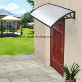 Door Canopy Rain Shelter Outdoor Porch Shade Awning Resist UV Protect Sunlight (YY1000-C)