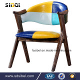 2017 Best Sale Used Cafe Furniture Outdoor Plastic Chair Furniture for Sale