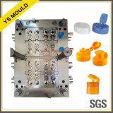 Promotion Plastic Injection Flip Top Cap Mould Mold (YS816)