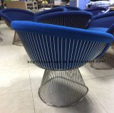 Morden Metal Leisure Restaurant Outdoor Furniture Classic Wire Dining Chair