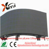Outdoor P8 Full Color LED Module Display Screen Advertising Board