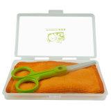 2 Inch Ceramic Baby Safe Scissor Kitchen Food Cutting Scissors